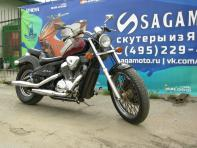 Мотоцикл Honda STEED 400